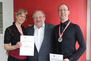 Claudia Kück-Jorkowski, Norbert Simmer, Thomas Döpfer
